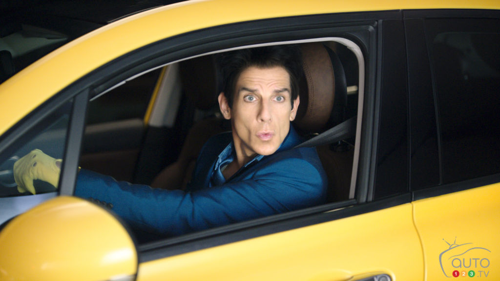 When Derek Zoolander Drives a Fiat 500X…