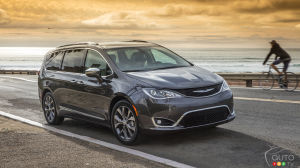 The Chrysler Pacifica, Best Minivan of 2016