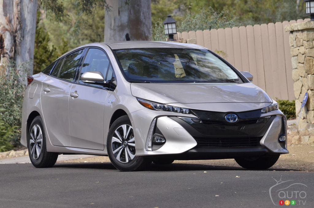 Toyota Prius Prime: Better late than never