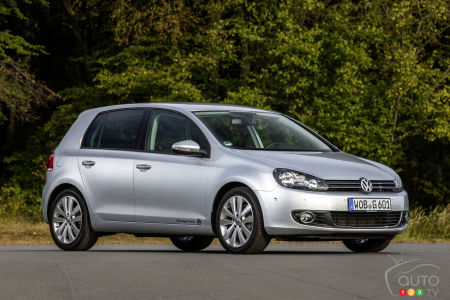 Volkswagen Golf soon to be updated; countdown continues with Part 6