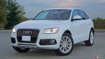2017 Audi Q5 2.0 TFSI quattro Technik Review