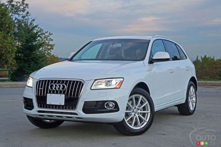 2017 Audi Q5 2 0 Tfsi Quattro Technik Review