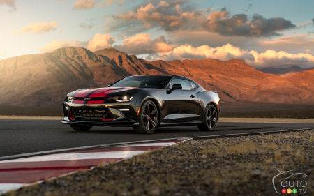 Chevrolet performance parts put to the test on Camaro, Cruze, and more