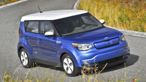 A Group Buy in Quebec for the Kia Soul EV!