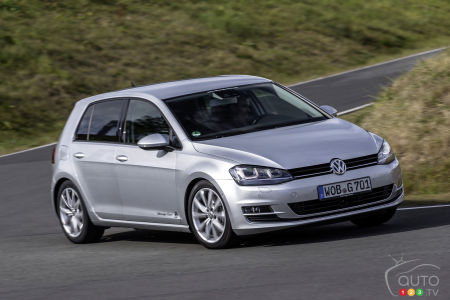 New Volkswagen Golf coming this Thursday; countdown continues with Part 7