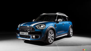 New 2017 MINI Countryman: Inside the design