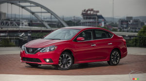 2017 Nissan Sentra SR Turbo now on sale from $21,598