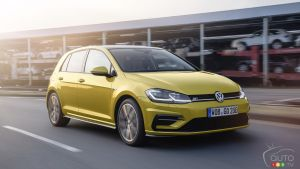 All-new Volkswagen Golf unveiled; see the pics and video