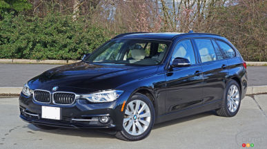 2016 BMW 328i xDrive Touring Review