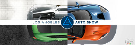 Los Angeles 2016: First glimpse of the new models!