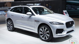 Los Angeles 2016: Tesla Model X rival coming from Jaguar