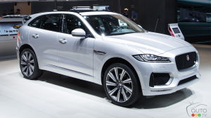 Los Angeles 2016 : le Tesla Model X bientôt menacé par Jaguar