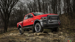 2017 Ram Power Wagon pricing announced