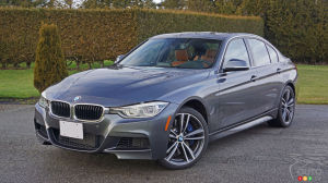 BMW 340i xDrive M Performance 2016