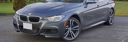 BMW 340i xDrive M Performance 2016 : essai routier