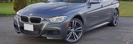 2016 BMW 340i xDrive M Performance Review