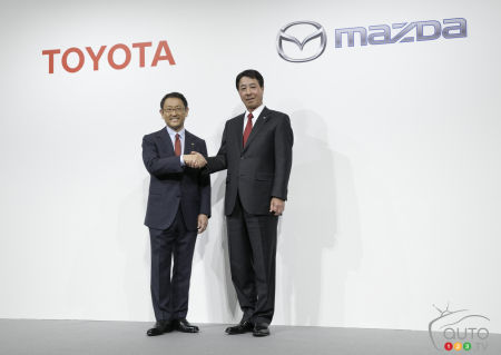 Mazda and Toyota: An Electric Vehicle on the Horizon?