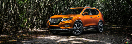 Le Nissan Rogue 2017 : prix canadiens et édition Star Wars au menu
