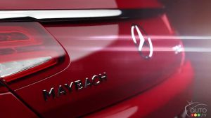 Los Angeles 2016: Mercedes-Maybach S 650 Cabriolet teaser (video)