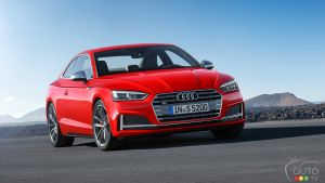 Los Angeles 2016: 2018 Audi A5 and S5 make North American debut (video)