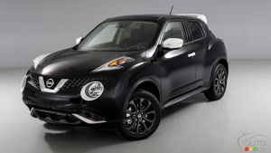 Los Angeles 2016: The Nissan Juke Black Pearl, 2017 Versa Note & More