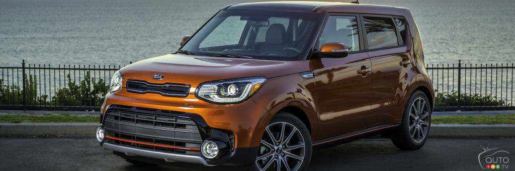 le kia soul turbo en premi re nord am ricaine los angeles actualit s automobile auto123. Black Bedroom Furniture Sets. Home Design Ideas