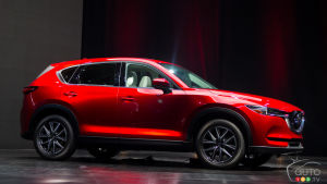 Los Angeles 2016: All-new Mazda CX-5 to add diesel engine, rival hybrids