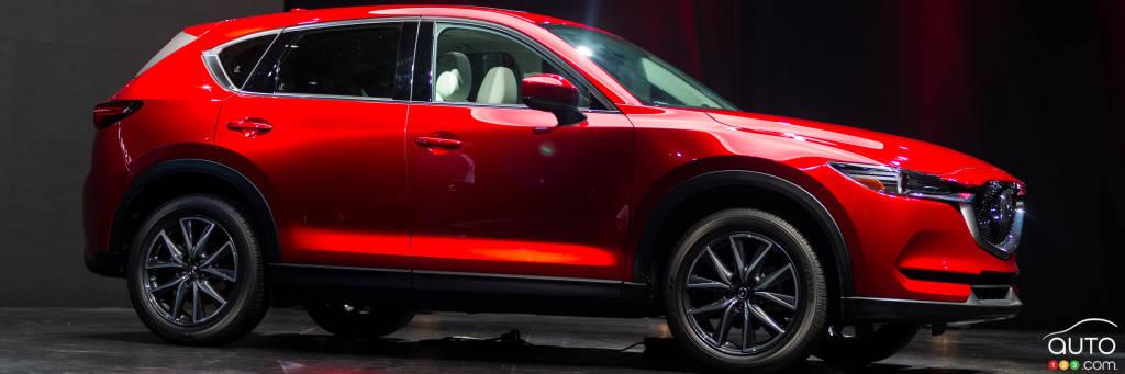 le nouveau mazda cx 5 offrira un moteur diesel actualit s automobile auto123. Black Bedroom Furniture Sets. Home Design Ideas