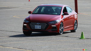 2017 Hyundai Elantra and Elantra Sport Review