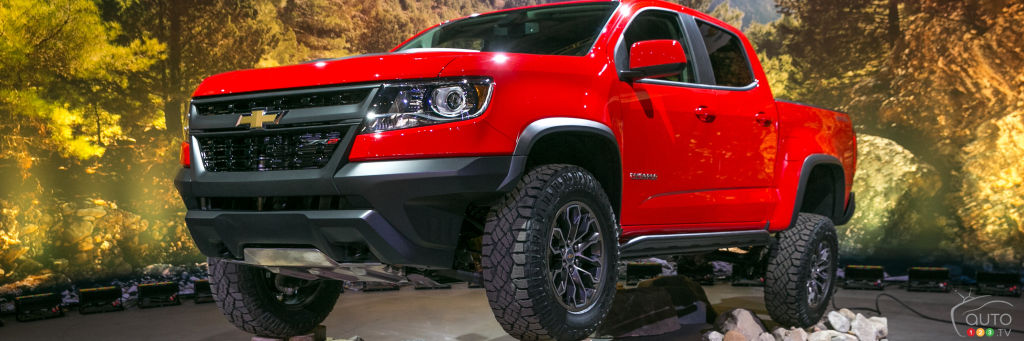 new chevy colorado zr2 maximizes off road capability car. Black Bedroom Furniture Sets. Home Design Ideas