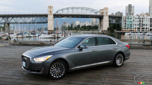 Genesis: A new luxury car brand launches in Canada