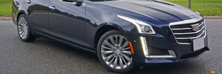 2016 Cadillac CTS 3.6L Premium AWD Review