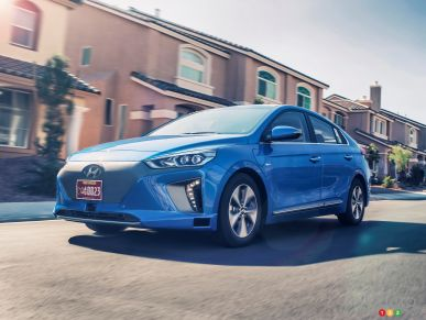Los Angeles 2016: Hyundai IONIQ Autonomous concept adds some intrigue