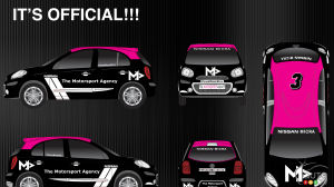 The Motorsport Agency Looking for Driver for 2017 Nissan Micra Cup