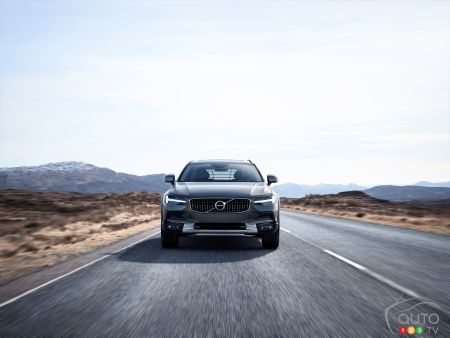 Volvo Canada to Donate to Centraide with Every Road Test