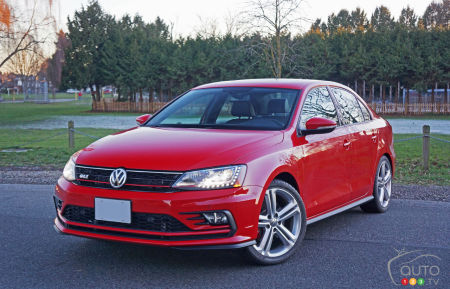 2016 Volkswagen Jetta Gli Autobahn Is A Real Sports Sedan