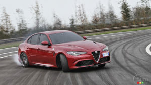 Alfa Romeo Giulia Quadrifoglio is Top Gear's 2016 Car of the Year