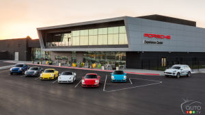 Porsche Experience Center opens in Los Angeles