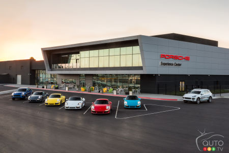 porsche experience center opens in los angeles | car news | auto123