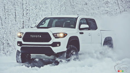 Toyota's TRD Pro lineup gets revised