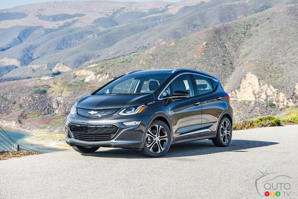 2017 Chevy Bolt EV Review