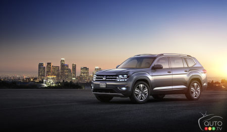 2018 Volkswagen Atlas design explained (video)