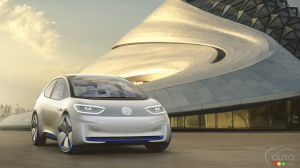 Volkswagen Opens New Exhibition in Berlin