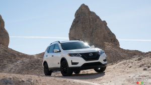 2017 Nissan Rogue: Rogue One Star Wars Limited Edition will cost you…