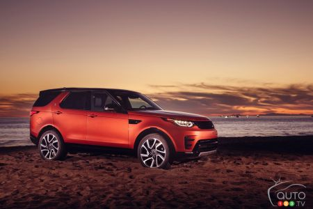 New Land Rover Discovery presented in two excellent videos
