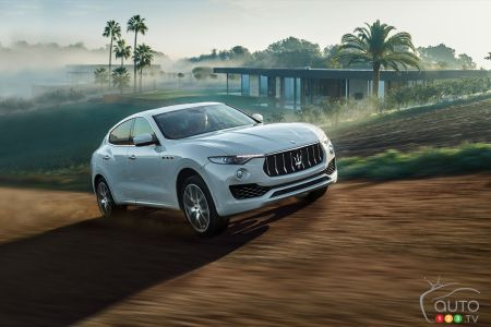 Maserati Levante, a new compact luxury SUV you should see (videos)