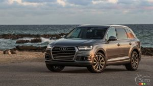 2017 Audi Q7 Is A Real Projection Of Greatness Video