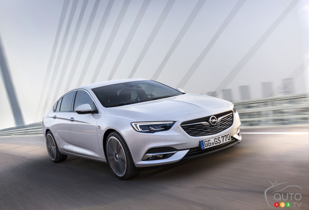 2018 Buick Regal previewed in new Opel Insignia Grand Sport video