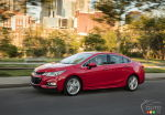 2017  Chevrolet Cruze Diesel: From $24,095 in Canada