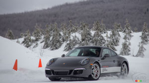 2016 Christmas gift idea: Porsche's winter driving experience
